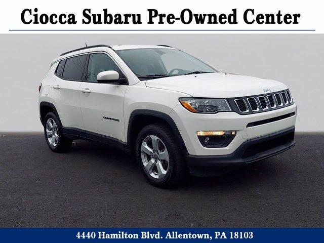 2019 Jeep Compass Vehicle Photo in Allentown, PA 18103