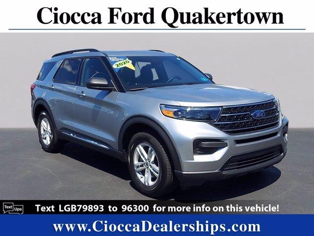 2020 Ford Explorer Vehicle Photo in Quakertown, PA 18951