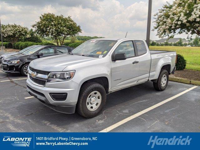 2018 Chevrolet Colorado Vehicle Photo in GREENSBORO, NC 27407-2657