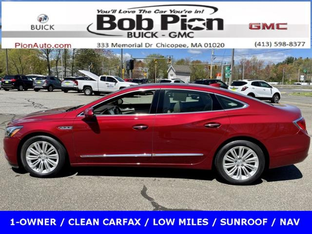 2019 Buick LaCrosse Vehicle Photo in Chicopee, MA 01020