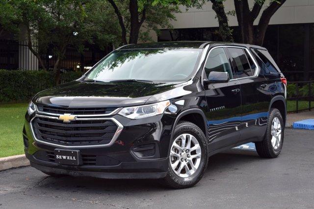 2019 Chevrolet Traverse Vehicle Photo in Dallas, TX 75209