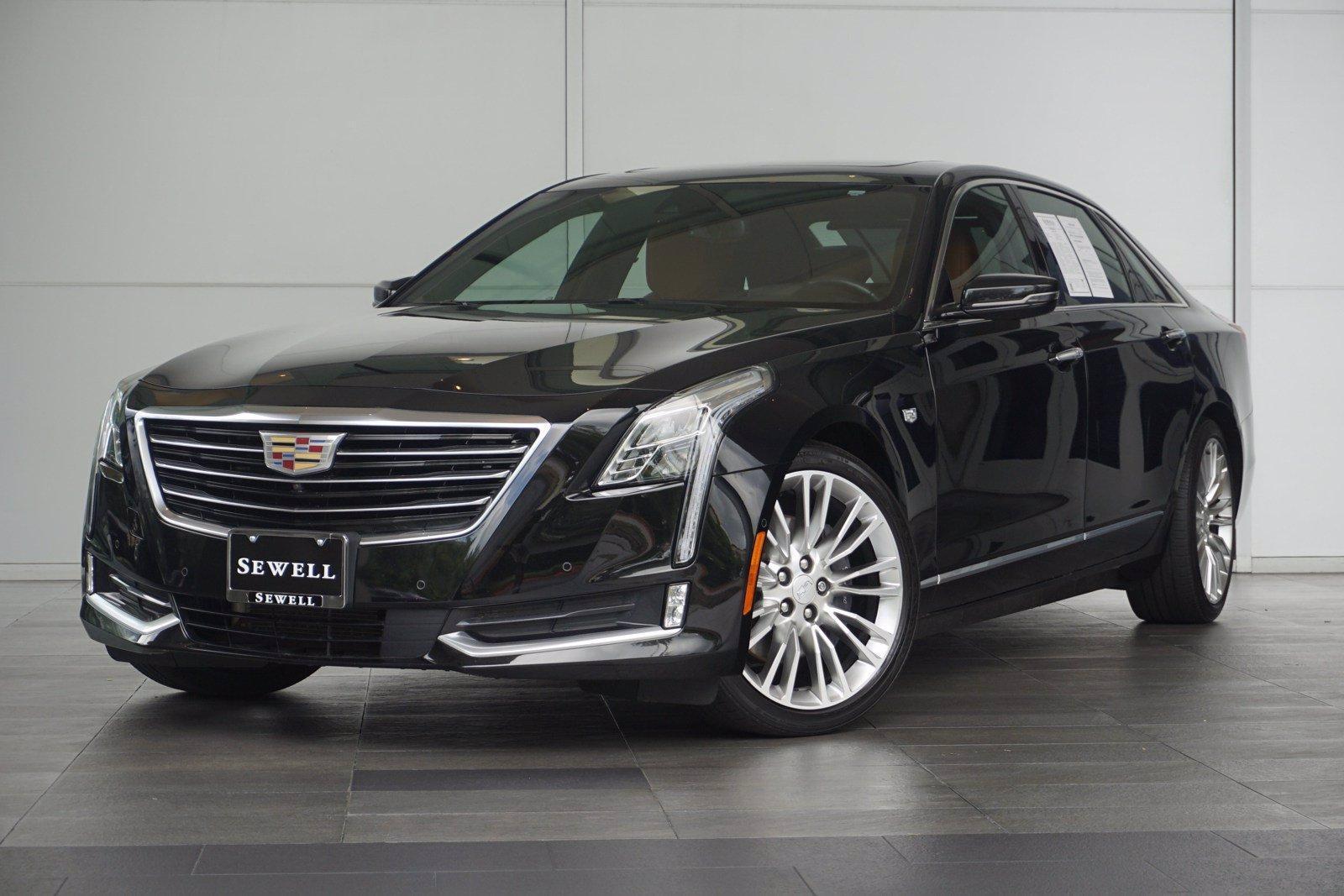 2018 Cadillac CT6 Vehicle Photo in Houston, TX 77079