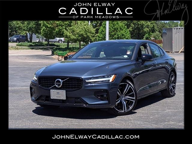 2021 Volvo S60 Vehicle Photo in Lone Tree, CO 80124