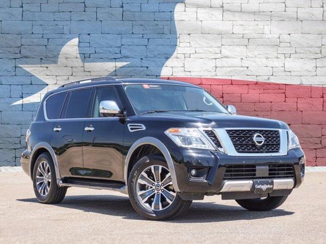 2018 Nissan Armada Vehicle Photo in Temple, TX 76502