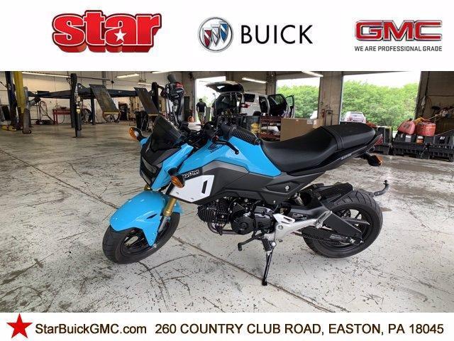 2020 Honda GROM Vehicle Photo in EASTON, PA 18045-2341