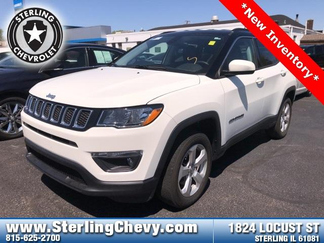 2018 Jeep Compass Vehicle Photo in Sterling, IL 61081