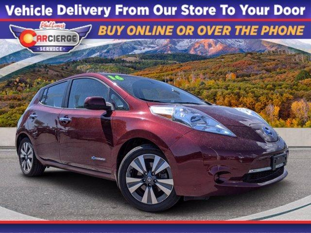 2016 Nissan LEAF Vehicle Photo in Colorado Springs, CO 80905