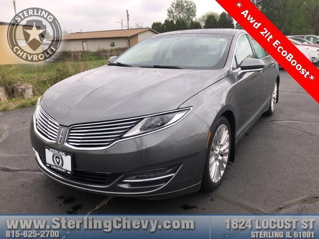 2014 LINCOLN MKZ Vehicle Photo in Sterling, IL 61081