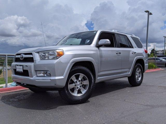 2012 Toyota 4Runner Vehicle Photo in Colorado Springs, CO 80905
