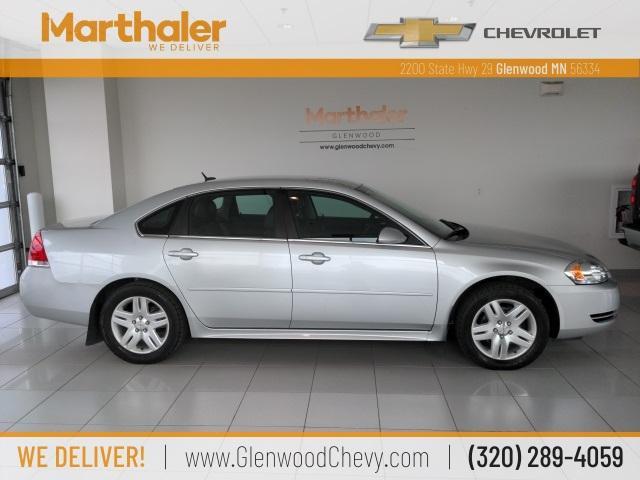 2014 Chevrolet Impala Limited Vehicle Photo in Glenwood, MN 56334