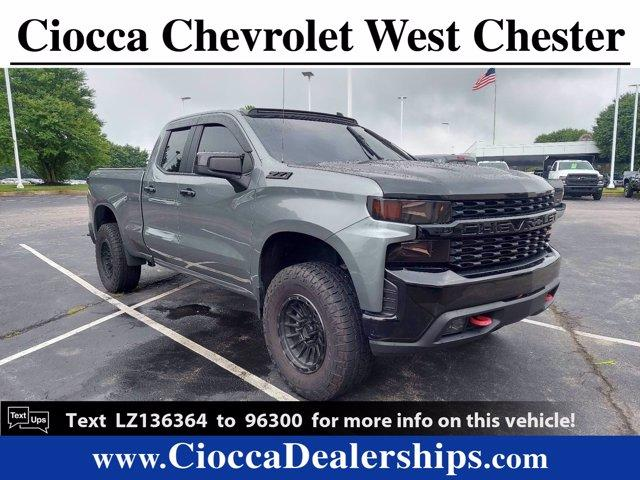 2020 Chevrolet Silverado 1500 Vehicle Photo in WEST CHESTER, PA 19382-4976