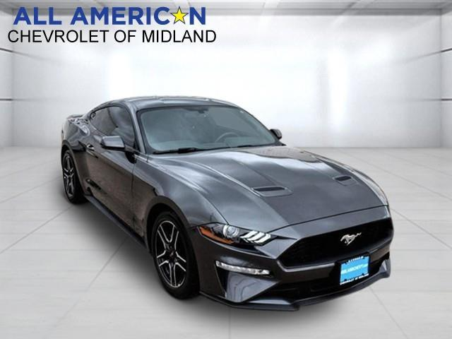 2018 Ford Mustang Vehicle Photo in Midland, TX 79703