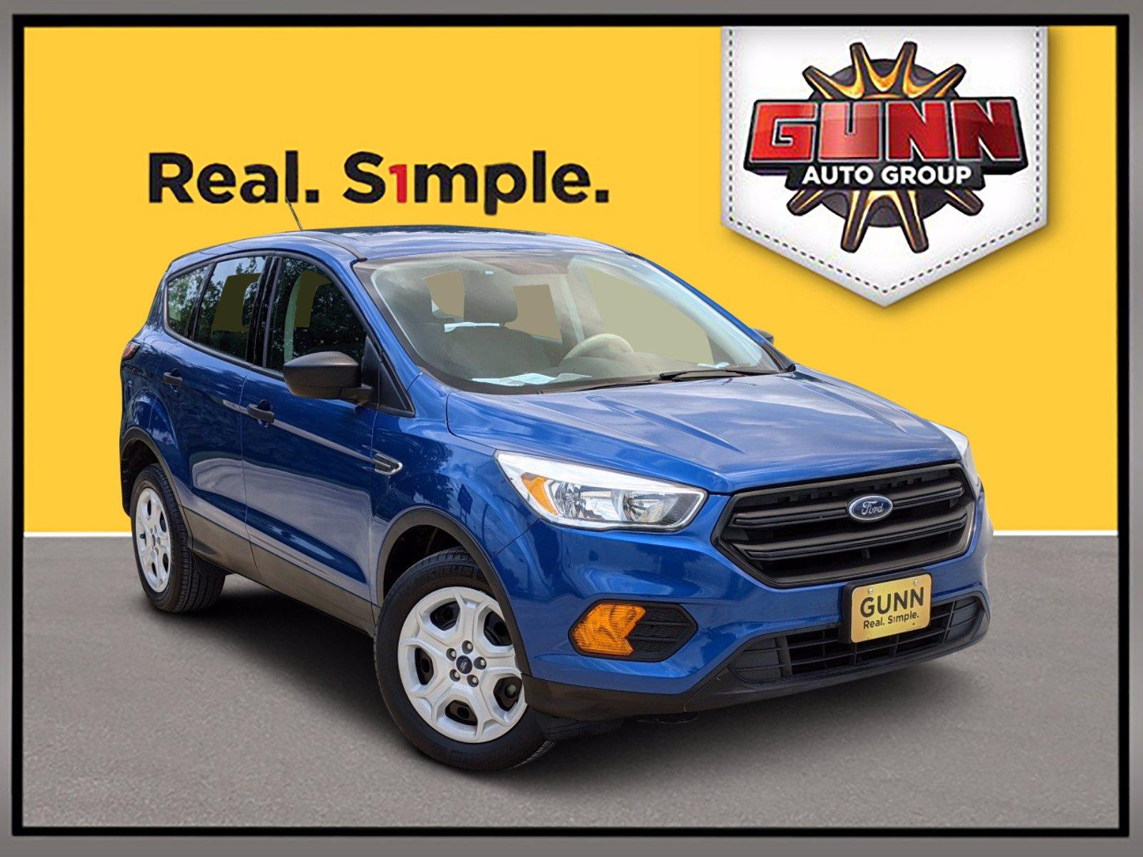2017 Ford Escape Vehicle Photo in Selma, TX 78154