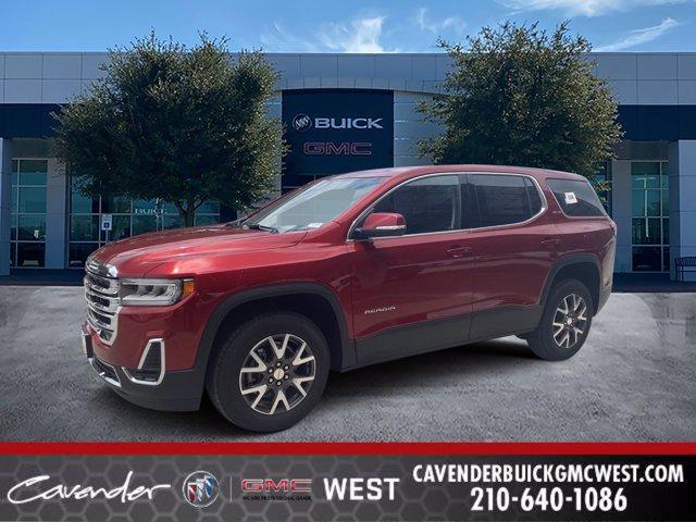 2021 GMC Acadia Vehicle Photo in San Antonio, TX 78254