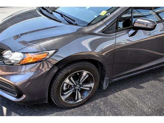 2015 Honda Civic Coupe Vehicle Photo in San Angelo, TX 76901