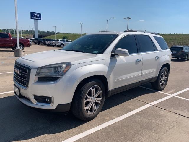 2013 GMC Acadia Vehicle Photo in Fort Worth, TX 76116