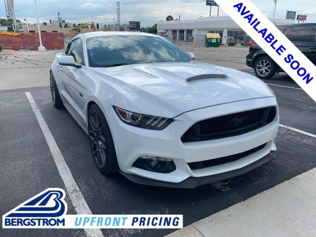 2015 Ford Mustang Vehicle Photo in APPLETON, WI 54914-4656