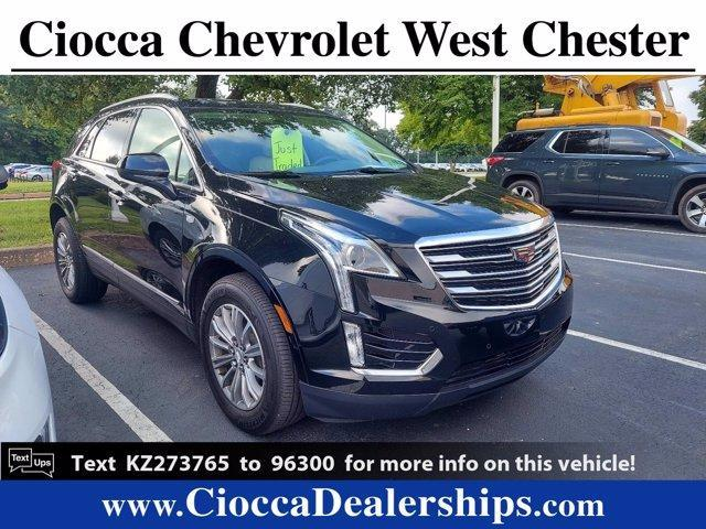 2019 Cadillac XT5 Vehicle Photo in WEST CHESTER, PA 19382-4976