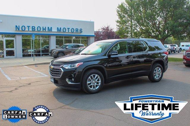 2018 Chevrolet Traverse Vehicle Photo in Miles City, MT 59301-5791