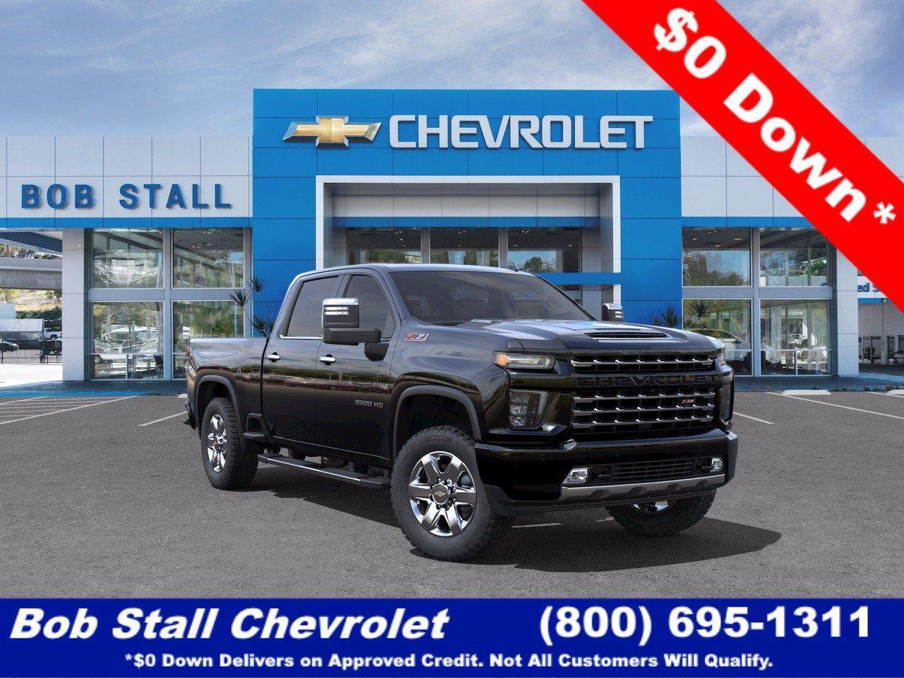 2021 Chevrolet Silverado 2500HD Vehicle Photo in La Mesa, CA 91942