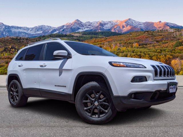 2014 Jeep Cherokee Vehicle Photo in Colorado Springs, CO 80905