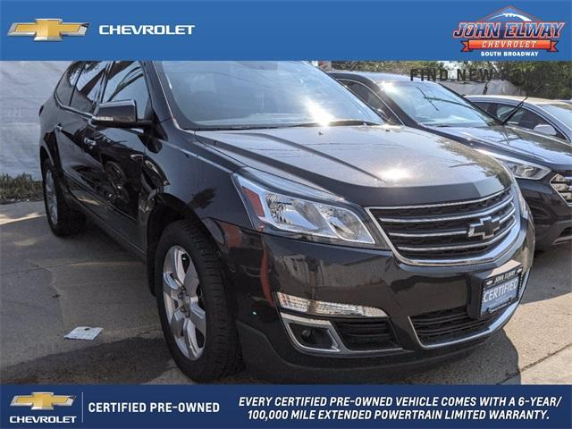 2017 Chevrolet Traverse Vehicle Photo in Englewood, CO 80113