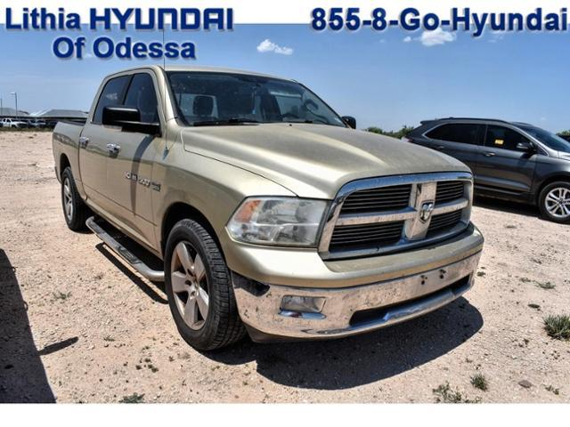 2011 Ram 1500 Vehicle Photo in Odessa, TX 79762
