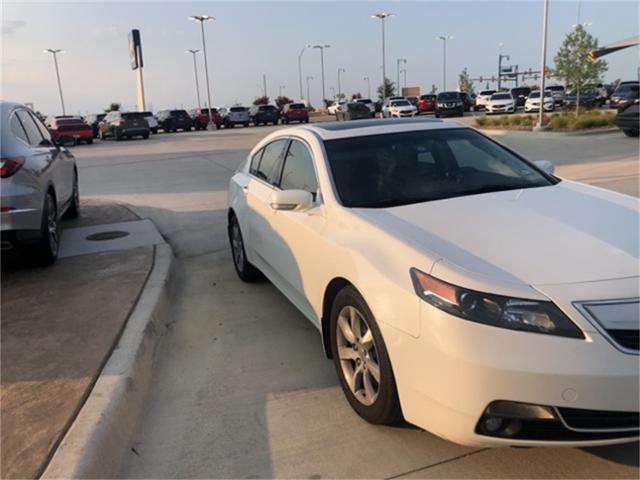 2012 Acura TL Vehicle Photo in Grapevine, TX 76051