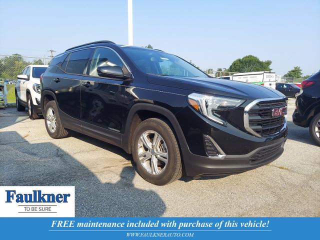 2019 GMC Terrain Vehicle Photo in WEST CHESTER, PA 19382-4976