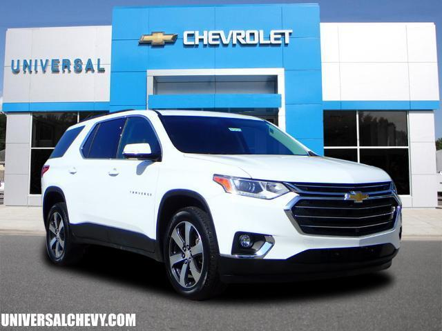 2020 Chevrolet Traverse Vehicle Photo in Wendell, NC 27591
