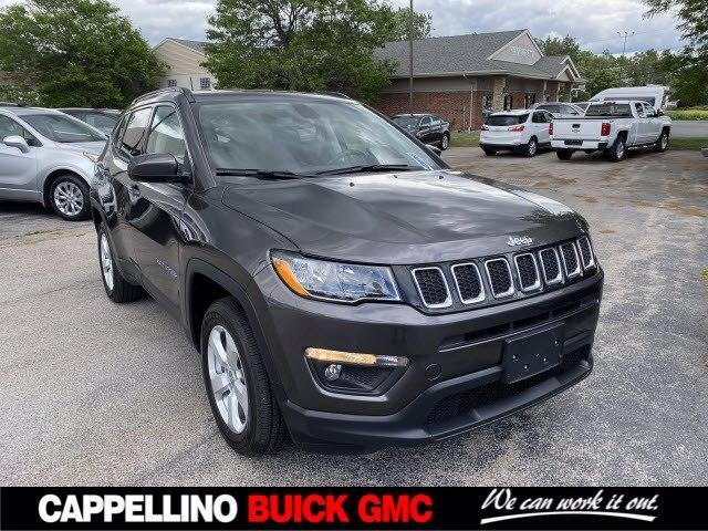 2020 Jeep Compass Vehicle Photo in Williamsville, NY 14221