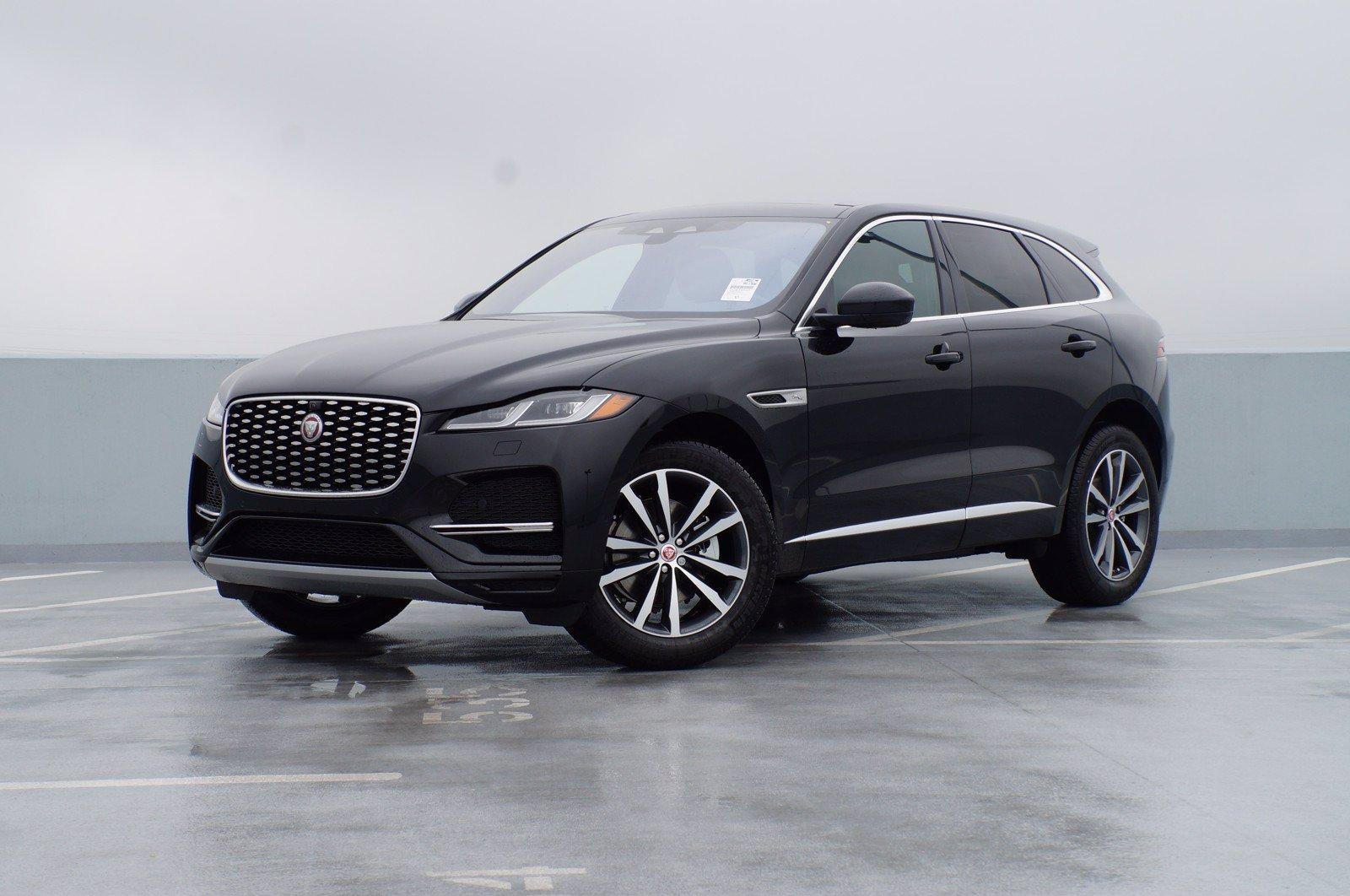 2021 Jaguar F-PACE Vehicle Photo in Austin, TX 78717