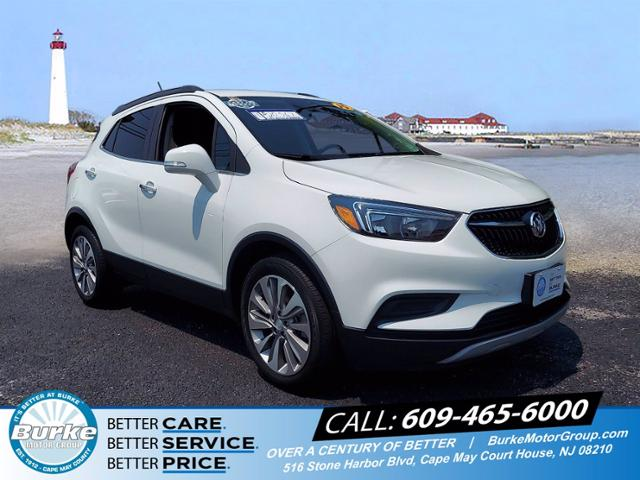 2019 Buick Encore Vehicle Photo in CAPE MAY COURT HOUSE, NJ 08210-2432