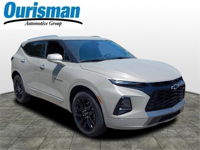 2021 Chevrolet Blazer Vehicle Photo in Bowie, MD 20716