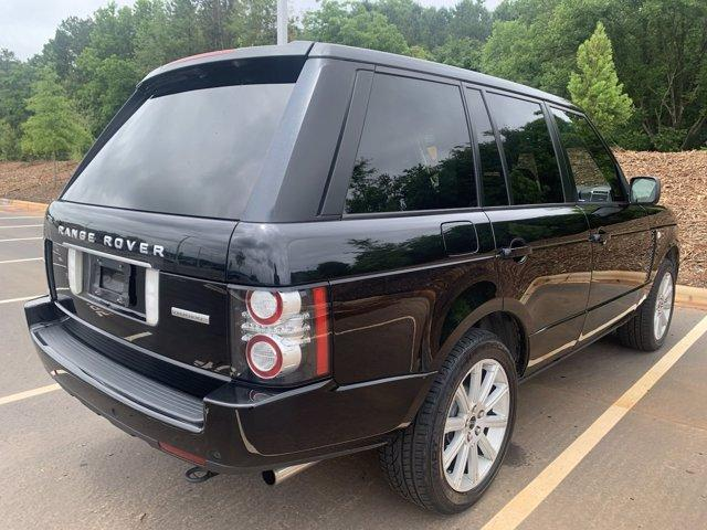 2012 Land Rover Range Rover Vehicle Photo in Charlotte, NC 28227
