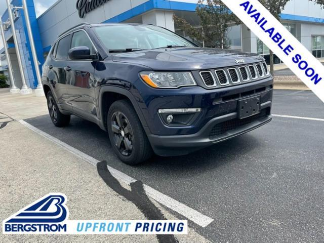 2019 Jeep Compass Vehicle Photo in APPLETON, WI 54914-4656