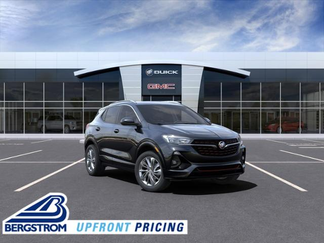 2021 Buick Encore GX Vehicle Photo in GREEN BAY, WI 54303-3330