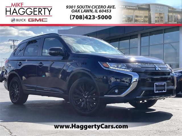 2020 Mitsubishi Outlander Vehicle Photo in Oak Lawn, IL 60453-2517