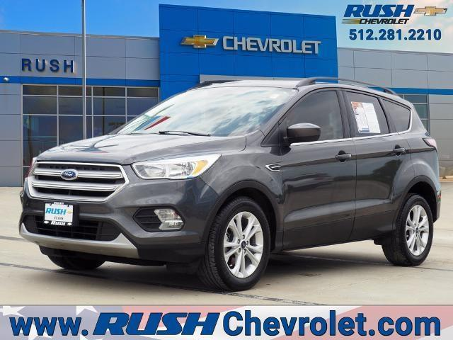 2018 Ford Escape Vehicle Photo in Elgin, TX 78621