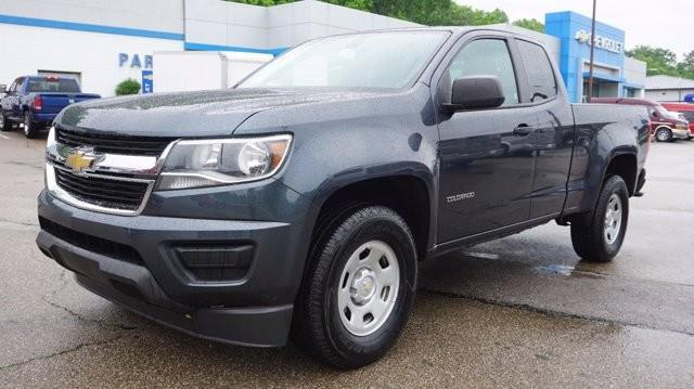 2019 Chevrolet Colorado Vehicle Photo in Milford, OH 45150