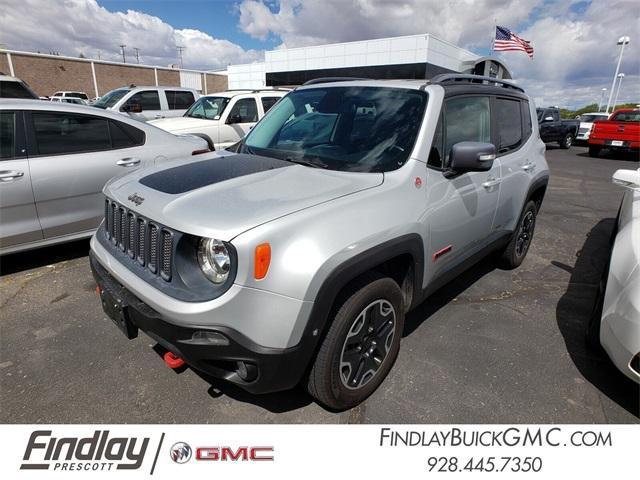 2015 Jeep Renegade Vehicle Photo in Prescott, AZ 86305
