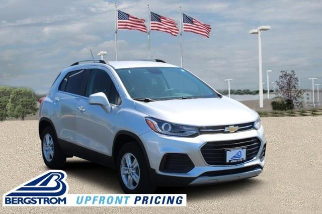 2019 Chevrolet Trax Vehicle Photo in MIDDLETON, WI 53562-1492