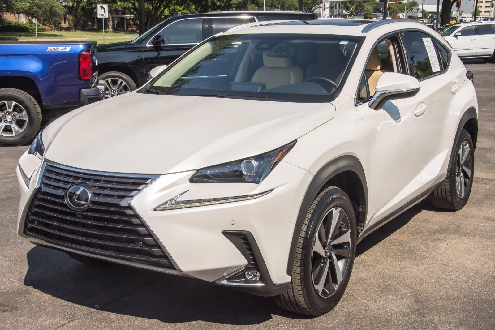 2018 Lexus NX 300 Vehicle Photo in Dallas, TX 75209
