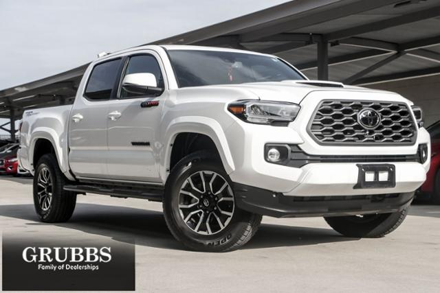 2021 Toyota Tacoma 2WD Vehicle Photo in Grapevine, TX 76051