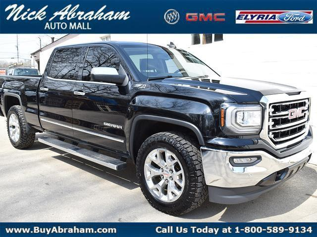 2017 GMC Sierra 1500 Vehicle Photo in Elyria, OH 44035