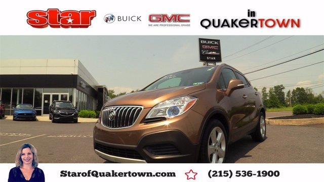 2016 Buick Encore Vehicle Photo in QUAKERTOWN, PA 18951-2312