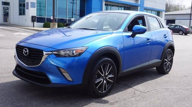 2017 Mazda CX-3 Vehicle Photo in Milford, OH 45150