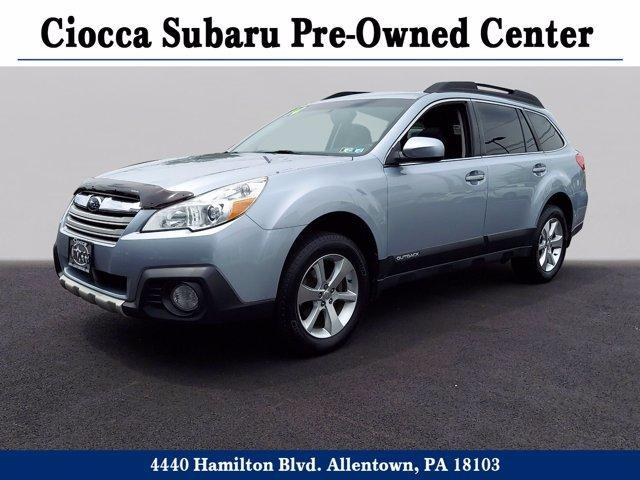 2014 Subaru Outback Vehicle Photo in Allentown, PA 18103