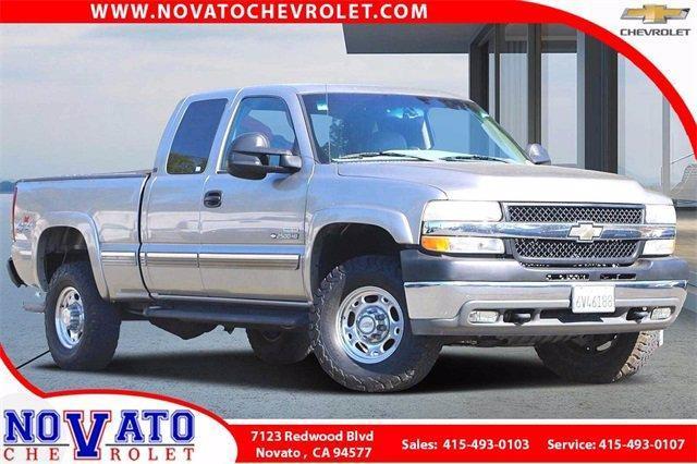 2002 Chevrolet Silverado 2500HD Vehicle Photo in NOVATO, CA 94945-4102