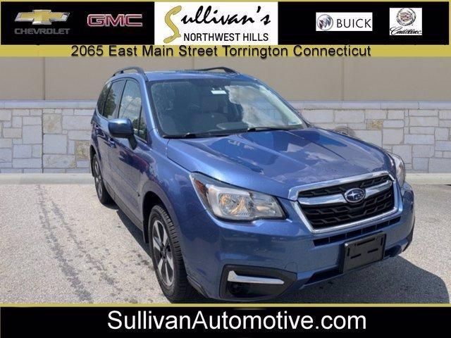 2017 Subaru Forester Vehicle Photo in TORRINGTON, CT 06790-3111